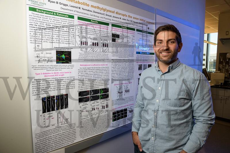 20204 Jim Hannah, Neuroscience Student Ryan Griggs 6-6-18