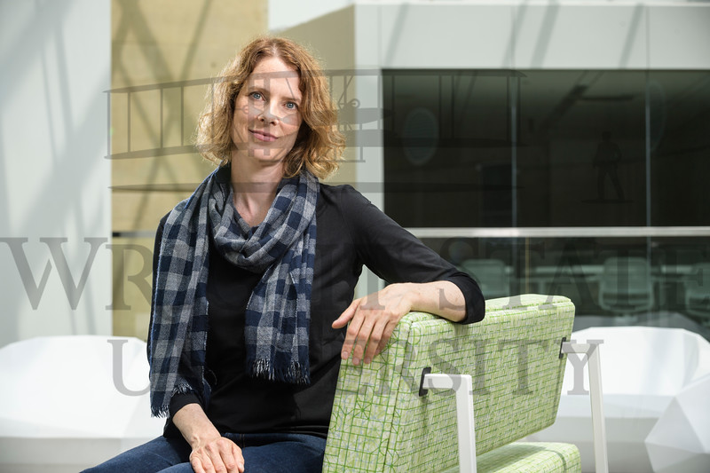 20205 Jim Hannah, Associate Art Professor Caroline Hillard 6-12-18