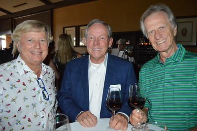 Jim Laudenslager, Chip Trefry and Bob Mielnikowski