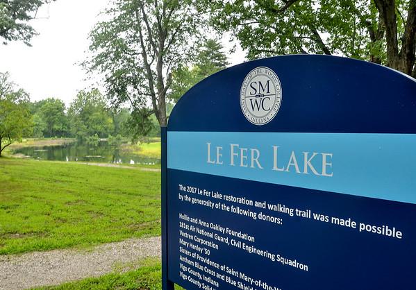 MET 062118 Le Fer Lake Sign