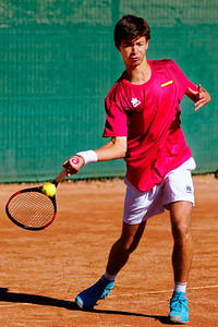 01.03g Mario Gonzalez Fernandez - Team Spain - Junior Davis and Fed Cup Finals 2018
