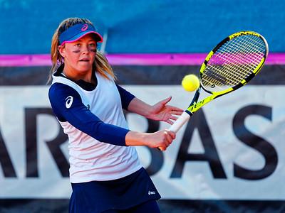 01.01e Alexa Noel - Team USA - Junior Davis and Fed Cup Finals 2018