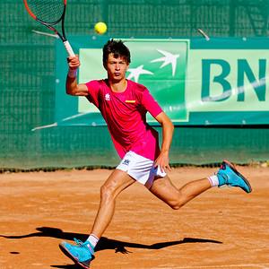 01.03e Mario Gonzalez Fernandez - Team Spain - Junior Davis and Fed Cup Finals 2018