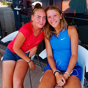 01.01f Having fun - Team Russia - Junior fed cup european final round girls 16 years and under 2018