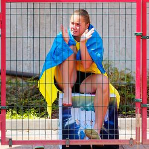 01.03c Supporting - Team Ukraine - Junior fed cup european final round girls 16 years and under 2018