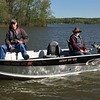 TOM OTTER AND DARREL DEGELAU TRYING FOR PANFISH 4/2018