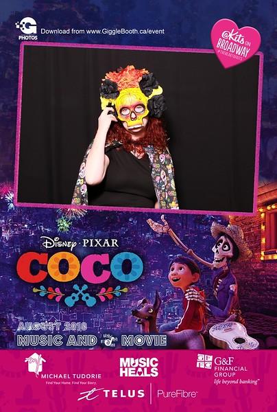 Kits on Broadway COCO Movie 2018