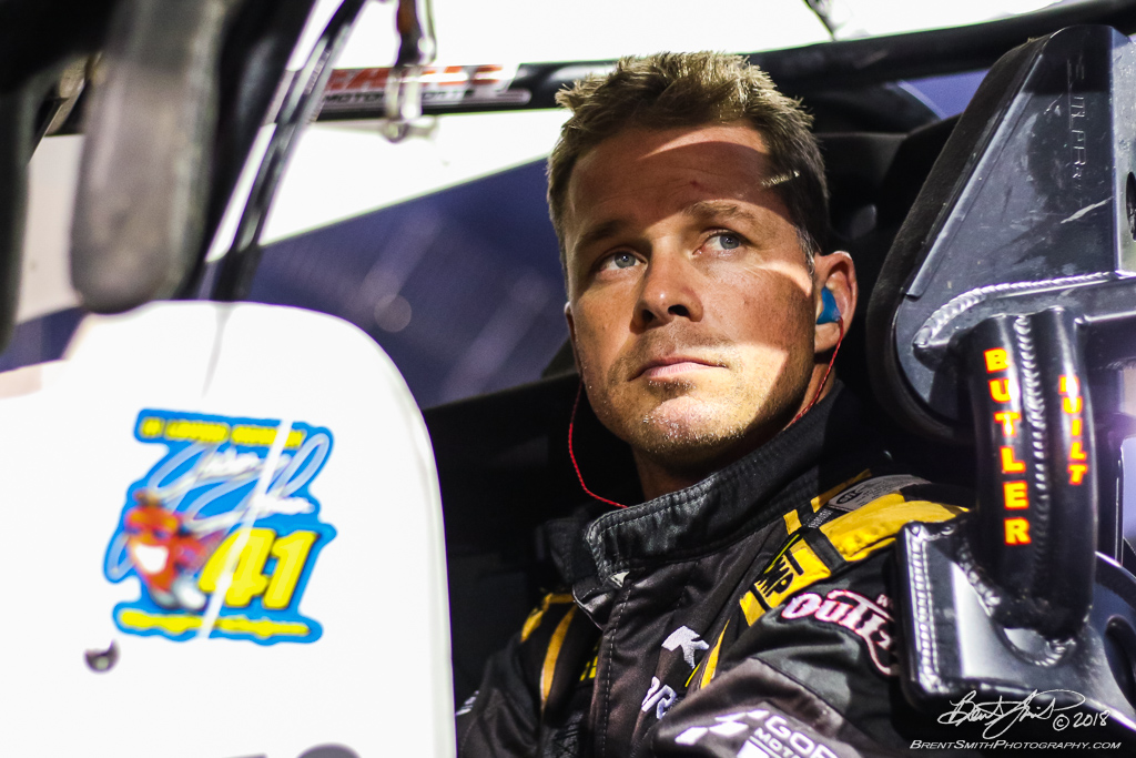 58th Annual 5-hour ENERGY Knoxville Nationals presented by Casey's General Stores - Knoxville Raceway - 2 Shane Stewart