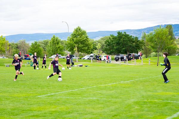 Kourosh Soccer Game