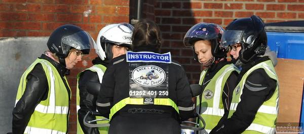 Ladies Bike Tester, 4 Feb 2018