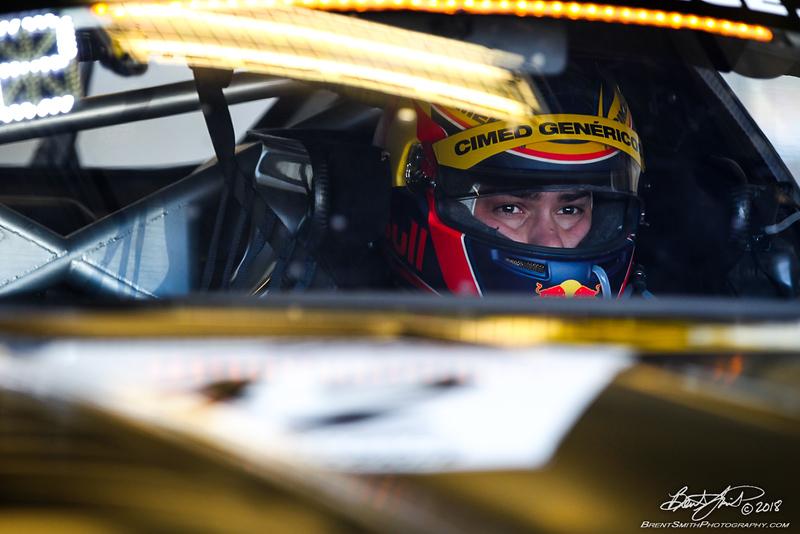 California 8 Hours - Intercontinental GT Challenge - Mazda Raceway Laguna Seca - 42 Strakka Racing Mercedes-AMG GT3, Felipe Fraga