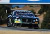 California 8 Hours - Intercontinental GT Challenge - Mazda Raceway Laguna Seca - 9 K-Pax Racing Bentley Continental GT3, Alvaro Parente, Rodrigo Baptista, Bryan Sellers