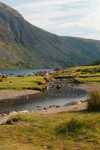 Still Wastwater - the photographic possibilities were endless!