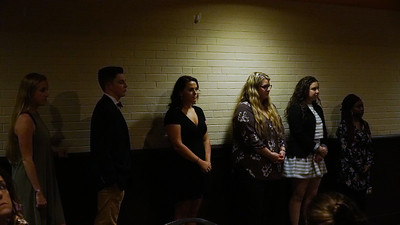 Lambda Pi Eta Induction