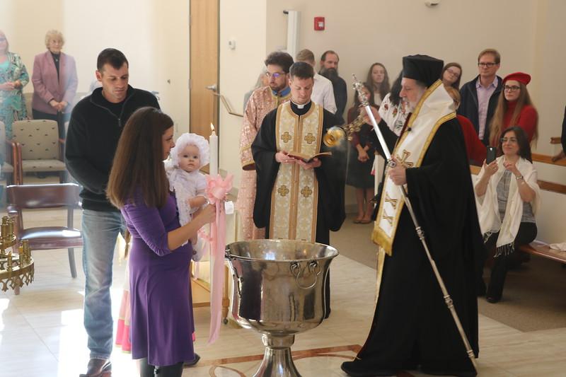 Lexington Liturgy & Baptism
