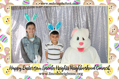 Lincoln Heights Easter Celebration