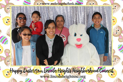 Lincoln Heights Easter Event