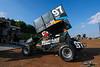PA Sprint Car Speedweek - Lincoln Speedway - 97 Mitchell Wormall