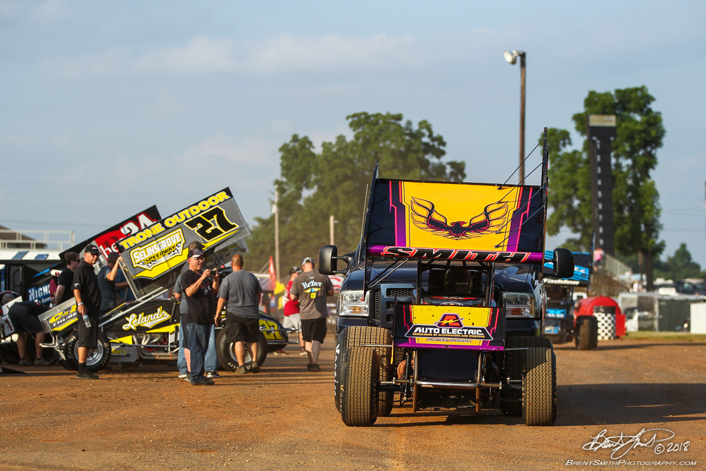 PA Sprint Car Speedweek - Lincoln Speedway - 59W Ryan Smith