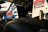 PA Sprint Car Speedweek - Lincoln Speedway - 33 Jared Esh