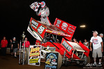 dirt track racing image - PA Sprint Car Speedweek - Lincoln Speedway - 48 Danny Dietrich