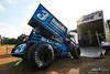 PA Sprint Car Speedweek - Lincoln Speedway - 3 James McFadden