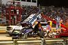 PA Sprint Car Speedweek - Lincoln Speedway - 21 Brian Montieth