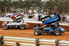 Lincoln Speedway - 39 Cory Haas, 2W Glenndon Forsythe