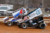 Lincoln Speedway - 97 Brie Hershey, 4R Chase Dietz