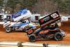 Lincoln Speedway - 59 Jim Siegel,99M Kyle Moody