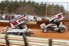 Lincoln Speedway - 39 Cory Haas, 51 Freddie Rahmer Jr.