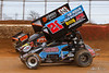 Lincoln Speedway - 21T Scott Fisher, 99M Kyle Moody