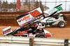 Lincoln Speedway - 88 Brandon Rahmer, 19 Landon Myers