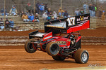dirt track racing image - Lincoln Speedway - 17 Caleb Helms