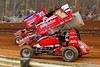 Lincoln Speedway - 1X Chad Trout, 39M Anthony Macri
