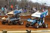 Lincoln Speedway - 10 Joe Kata III, 17 Cole Young