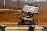 dirt track racing image - Lincoln Speedway - 21 Brian Montieth