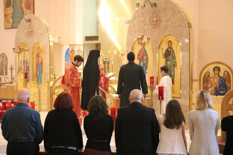 Liturgy - 2nd Sunday of Matthew