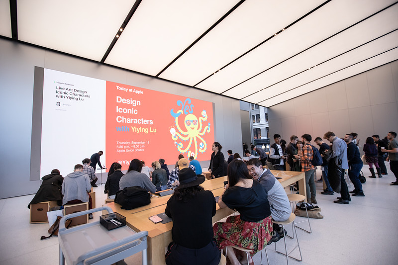 Live Art: Design Iconic Characters with Yiying Lu