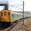 Thumper 1001 seen departing Willesden High Level 0901/1Z30 Hastings-Kings Lynn Railtour