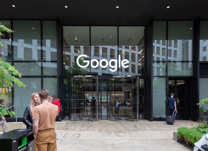 Google in Pancras Square