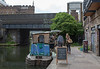 Coffee stop, Regent's Canal towpath