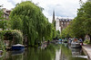 Regent's Canal towpath, St. Marks Church in the background