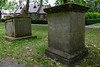 """Tomb of Mary Wollstonecraft, author of """"A Vindication of the Rights of Woman"""" (1792)"""