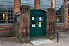 Scotland Street School, Infants' entrance