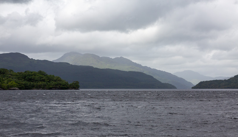 Loch Lomond, looking North