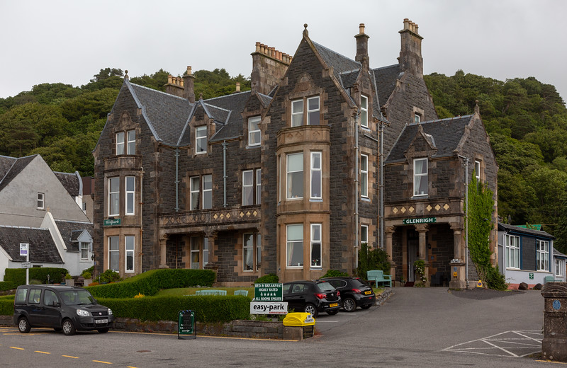 Our B&B in Oban