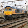 66758 passes Willesden Junction 1409/4Y19 Mountfield-Soton   31/03/18