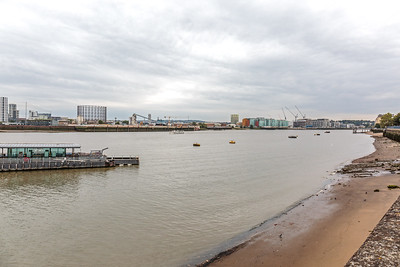 Low Tide in London