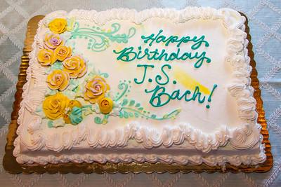 Happy 333rd birthday, J.S. Bach!